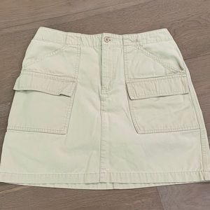Gap Surplus Khaki Skirt